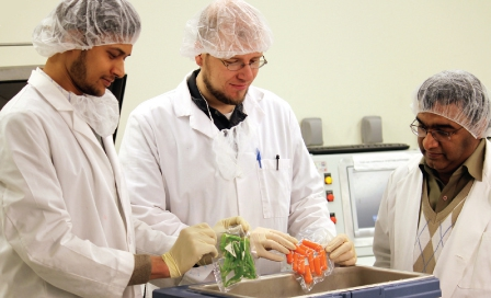 Organic Food Contact Cleaning